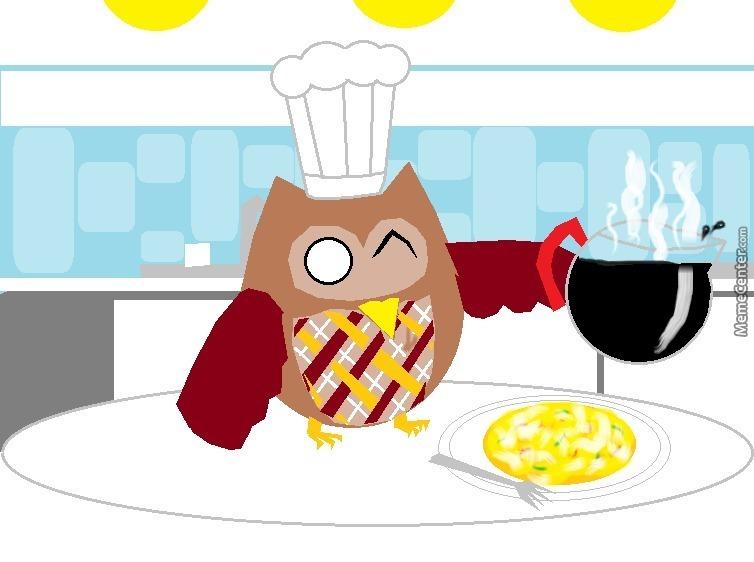 Owlet clipart egg Omelette The by (Erumakerofarda )