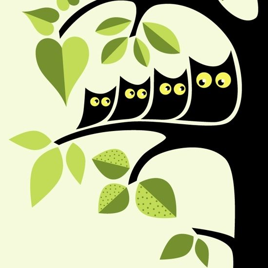 Owlet clipart family tree This Family images and Tree