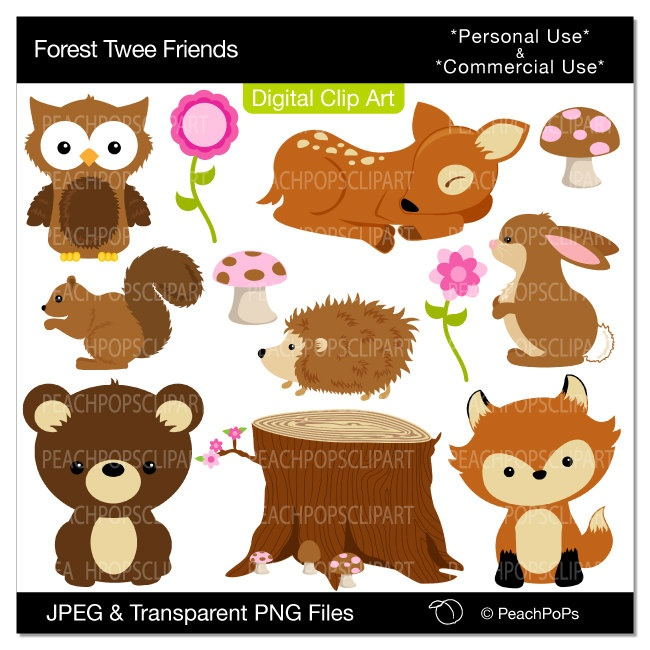 Owlet clipart friend To characters clip invite buy