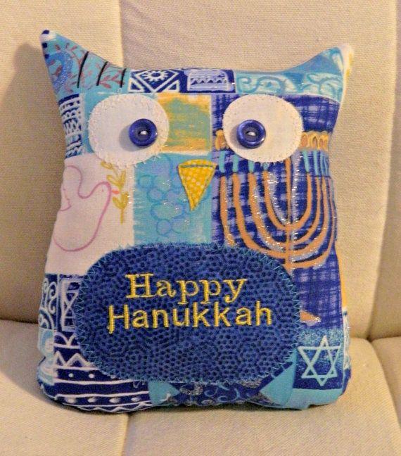 Owlet clipart hanukkah Hanukkah Gifts Happy Hanukkah Owlet