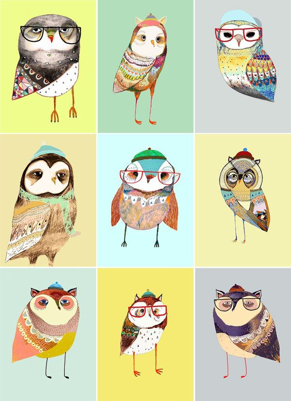 Owlet clipart hipster On 92 Pin and owls