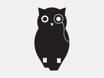 Owlet clipart logo Dribbble logo  Prof Maia