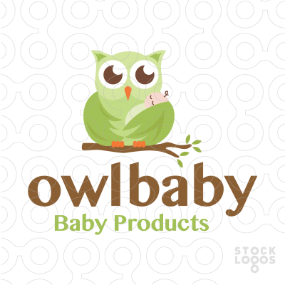 Owlet clipart logo Products Sold care natural Baby