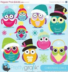 Owlet clipart mexican Percent clipart commercial and graphics