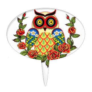 Owlet clipart mexican And Topper Owlet Zazzle Owl