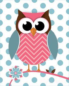 Owlet clipart november Nursery Baby printables owls by