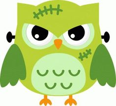 Owlet clipart november Silhouette  Online ART by