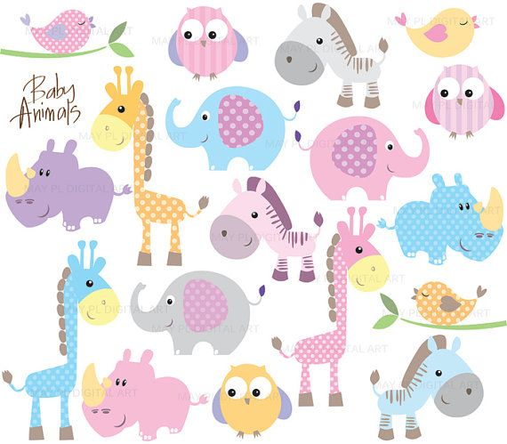 Owlet clipart pastel Cute Clip who's Baby Clipart