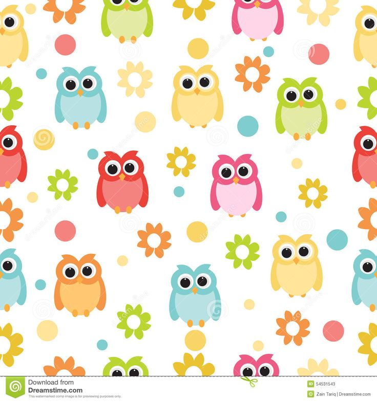 Owlet clipart pastel For Owl owls wallpaper background