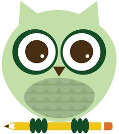 Owlet clipart pencil Ideas #owl Pencil' 'Green (illustrator