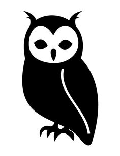Owlet clipart silhouette Http://www  & Silhouette Owl