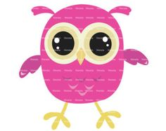 Owlet clipart winter Cute digital clipart owl art