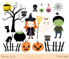 Owlet clipart witch  Witch Pravokrugulnik clipart by
