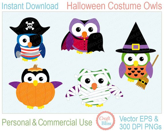 Owlet clipart witch Halloween 48KB collection Art Clip