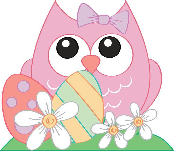Owlet clipart writing Buhos Pinterest tiernos ART EASTER