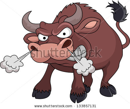 Ox clipart angry bull Bull Clipart clipart Collection
