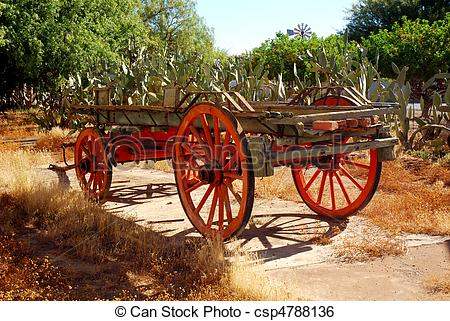 Ox clipart ox wagon Farm wagon ox of South