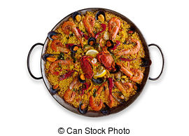 Spanish clipart spanish paella Pictures and Paella  Images