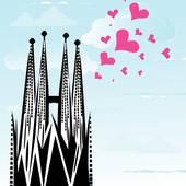 Paella clipart sagrada familia Clip Familia GoGraph love Royalty