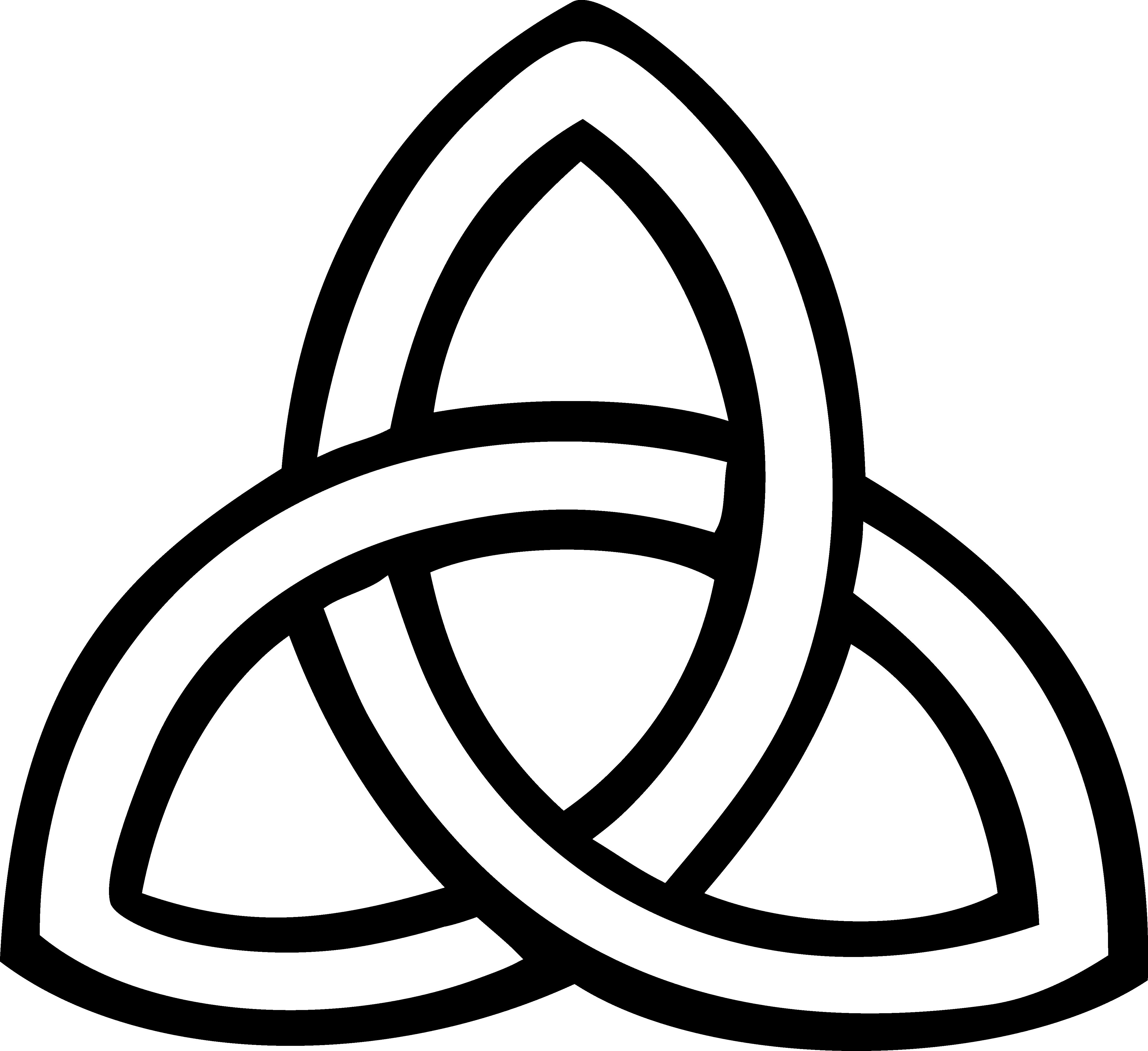 Celt clipart trinity knot Gods Pagan Gods Download Religion