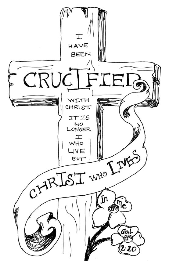 Pagan clipart crucified  Christ 2 Faith with