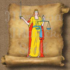 Pagan clipart crucified 8x10 Pagan MorganaMagickSpell Man Clipart