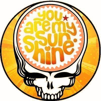 Pagan clipart grateful dead Grateful you sunshine! dead Pinterest