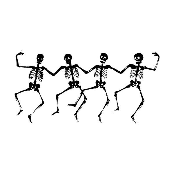 Sleleton clipart public domain Halloween Halloween Clipart art
