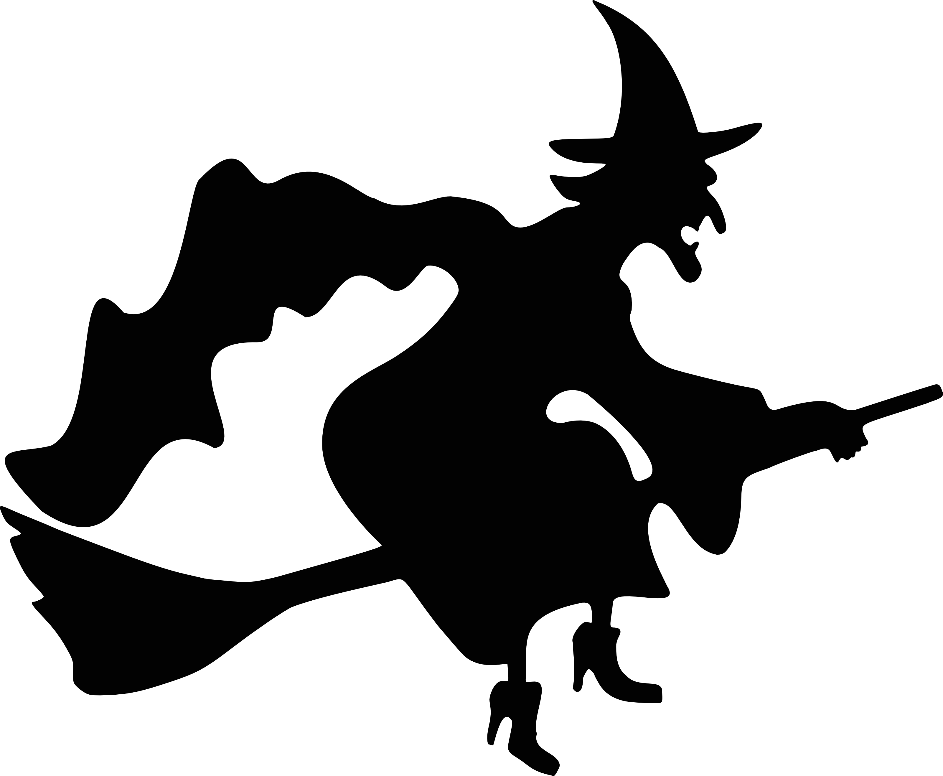Shadows clipart witch Vector Skeleton Images Clipart Illustrations