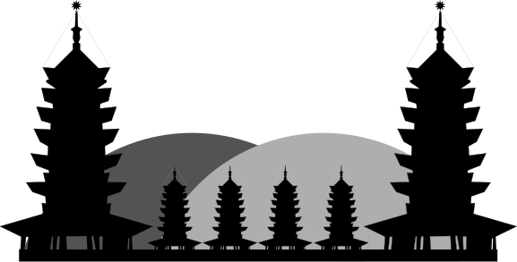 Pagoda clipart shrine Art Download Pagoda Clip Pagodas
