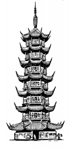 Pagoda clipart shrine Art Download Pagoda Clip Pagoda
