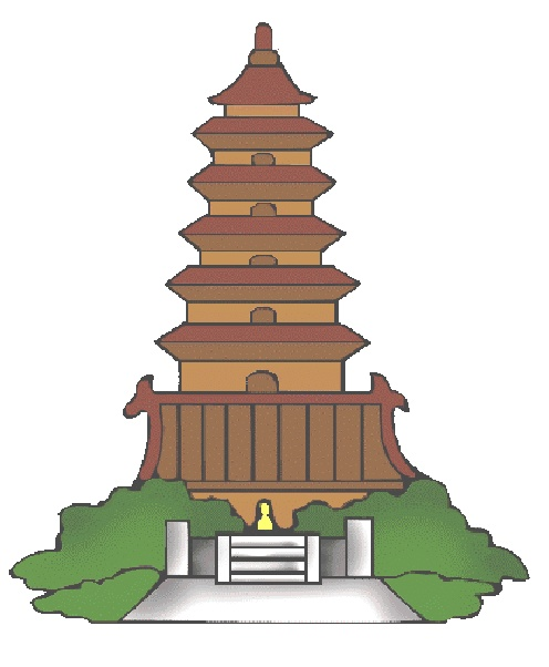Pagoda clipart ancient china And 101 on CHINA CHINA