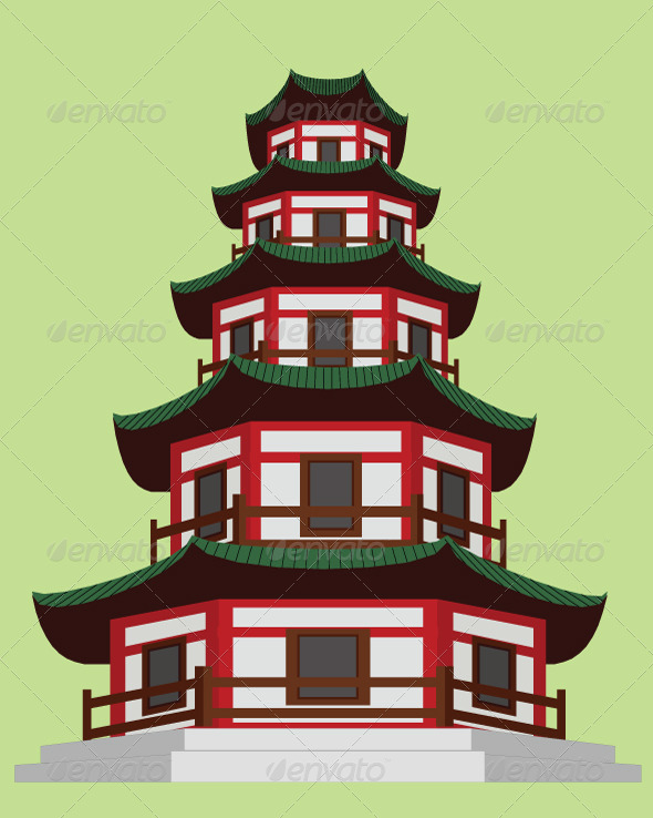 Pagoda clipart ancient china Pagoda pagoda Chinese Chinese ideas