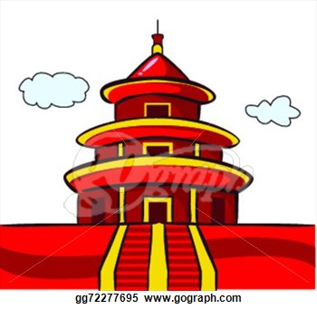 Temple clipart chinese temple Temple%20clipart Panda Temple Clipart Free