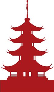 Pagoda clipart chinese house Online the shape Google think