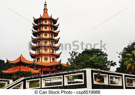Pagoda clipart vihara Stock Photo sacred Pictures Vihara