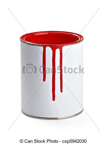Paint clipart paint tin Stock tin Photography paint can