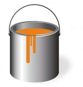 Paint clipart paint tin Paint files Lata Vectors and