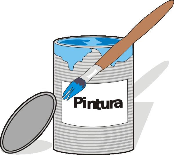 Paint clipart paint tin Aidiagre collection Tin Tin paint