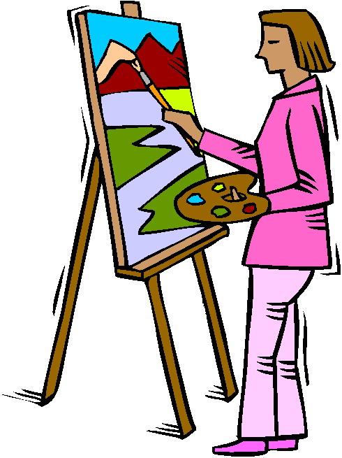 Painting clipart Danaspdb image Free art clip