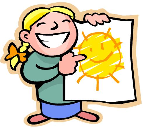 Marker clipart kid artwork Artist clip art #23424 4