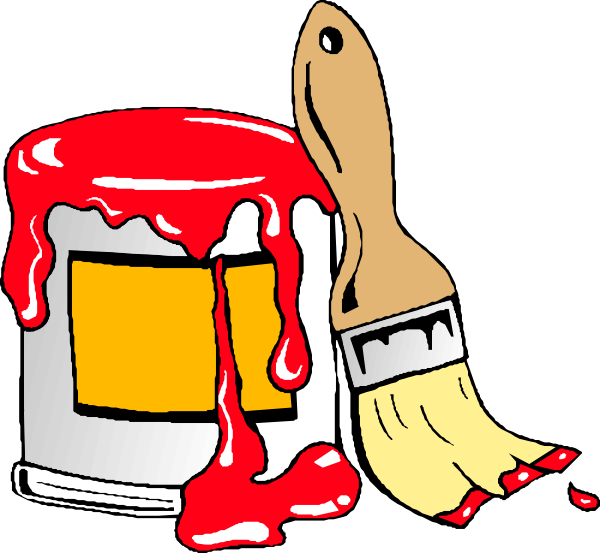 Gallery clipart paint Painters Animated Clipart