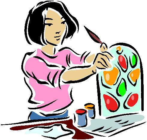 Palette clipart craft fair – Clip Clip Art Download