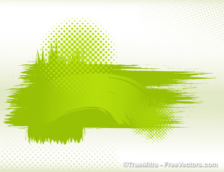 Painting clipart green Free Clip Banner Paint Art