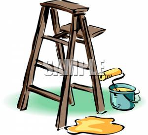 Paint clipart ladder Of Image Clipart Image Clipart
