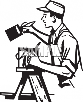 Paint clipart ladder Painting Logo Painting Black cliparts