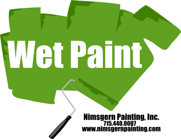 Painting clipart wet paint Clip as: image com vector