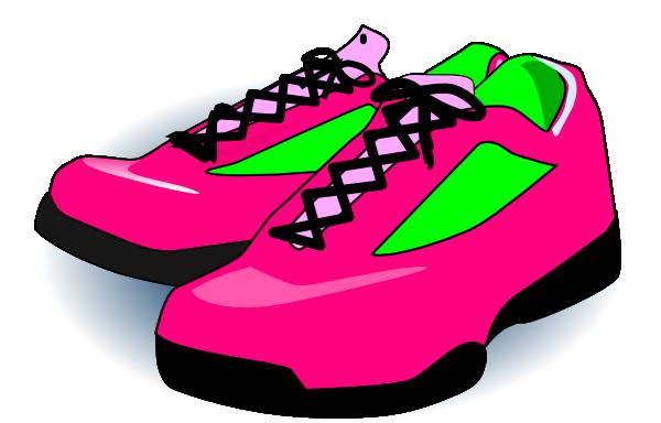 Shoe clipart footwear #1
