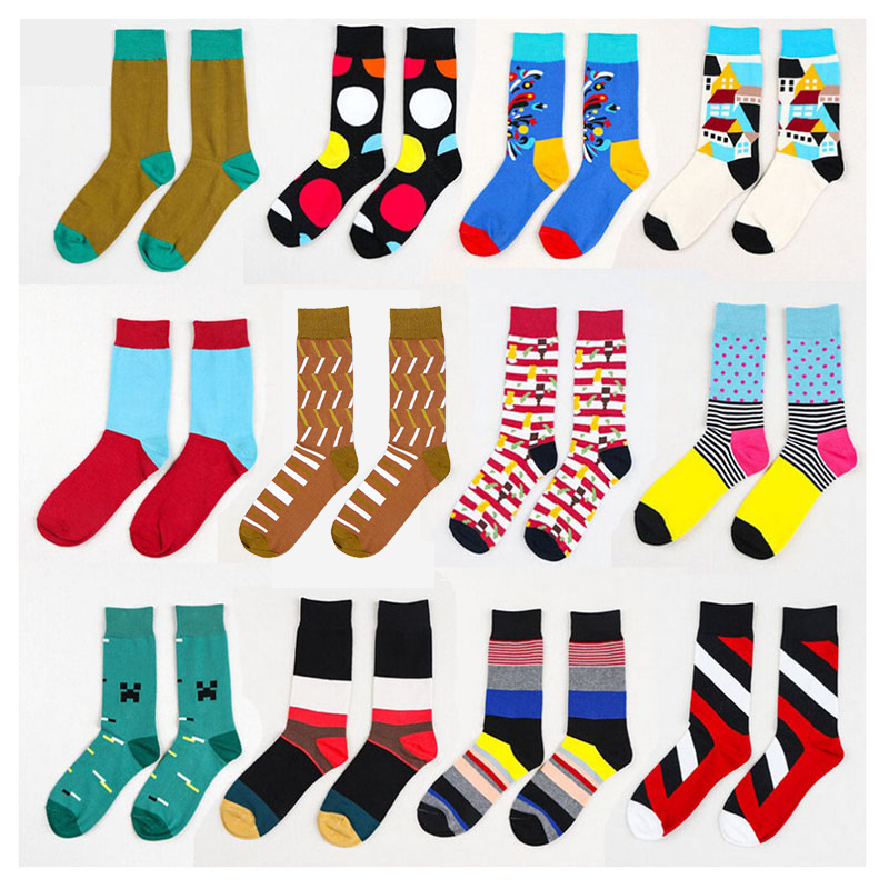 Pair clipart colorful sock Happy Get Color Colorful Striped