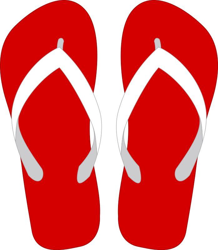 Pair clipart flip flops Flops8 flip Flops art flop